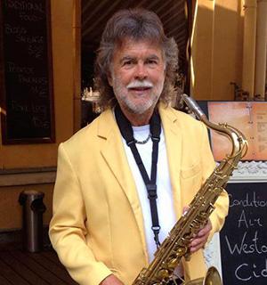 Guntis Brancis, saksofons