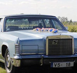 Igors, 1977 Lincoln Continental Town Car